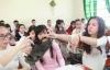 """Học sinh Thái Phiên """"nổi loạn"""" trong video Thời học sinh"""