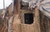 Hiện trường vụ xe tải đè vỡ tường nhà dân