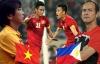 Xem bóng đá trực tuyến Việt Nam vs Philippines - AFF Suzuki Cup 2014