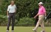 Thủ tướng Malaysia hứng bão dư luận vì đi chơi golf với Obama