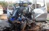 Video: Cận cảnh tai nạn thảm khốc tại Thanh Hóa
