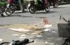 Những vụ tai nạn thảm khốc do bất ngờ gặp vật cản trên đường