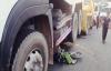 Xe tải gây tai nạn, một người tử vong tại chỗ