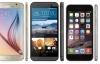 Đặt lên bàn cân 3 siêu phẩm S6 -  HTC One M9 - iPhone 6