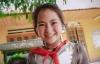 Vẻ đẹp thiên thần của em gái Mông gây sốt mạng xã hội