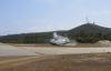 Clip: Hiện trường nhiều mảnh vỡ vụ trực thăng quân sự rơi ở đảo Phú Quý