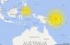 Động đất 7,7 richter, ban bố cảnh báo sóng thần ở nam Thái Bình Dương
