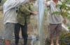 Xuất hiện thêm giếng nước tự phun trào ở Phú Yên