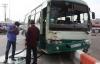Xe buýt tông xe khách, hàng chục người hoảng loạn