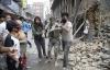 Người sống sót kể lại giây phút kinh hoàng của trận động đất ở Nepal
