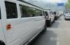 Đại gia Trung Quốc đón vợ Nga bằng dàn 30 xe sang