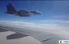 Tiết lộ video máy bay dân sự của Iran bị F-15 đánh chặn