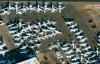 Dàn máy bay riêng đắt tiền đậu đầy sân bay của các đại gia
