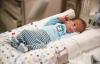 Cậu bé chào đời 54 ngày sau khi mẹ chết não