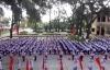 Thực hiện nghiêm việc hát Quốc ca trong nghi thức chào cờ
