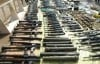 Cận cảnh ổ sản xuất vũ khí khổng lồ trên đất Cảng