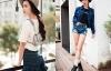 Giải trí - Vũ Ngọc Anh gợi cảm, trẻ trung với thời trang jeans