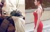 Giải trí - Facebook sao Việt: Angela Phương Trinh diện váy đỏ gợi cảm, Tú Linh hóa cô dâu