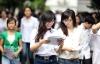 Hôm nay công bố điểm sàn xét tuyển đại học 2015