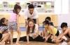 Giải trí - Bước nhảy hoàn vũ nhí: Minh Hằng, Thủy Tiên mướt mồ hôi tập nhảy cho học trò