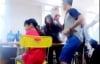 Giáo dục - Cô giáo tiếng Anh xưng