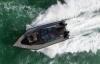 Xem tàu tuần tra tàng hình lướt như bay trên sóng