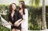 Giải trí - Mẹ Hoa hậu Kỳ Duyên lần đầu khoe dáng nóng bỏng cùng con gái