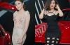 Giải trí - Á hậu Huyền My, Vân Trang đọ sắc gợi cảm với váy xuyên thấu