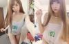 Giới trẻ Đài Loan sốt với trào lưu mặc túi nilon,