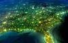 Những bức ảnh tuyệt đẹp chụp cảnh đêm trên Trái đất nhìn từ vũ trụ