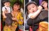 Giải trí - Cận mặt con trai vợ chồng Diễm Hương trong lễ cưới