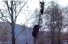 Đời sống - Video: Gấu khổng lồ leo tận cây truy đuổi người