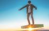 Ván bay như siêu anh hùng có giá bằng môtô phân khối lớn