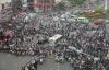 Người dân tp Hồ Chí Minh đổ xuống đường chờ đón tổng thống Obama