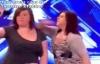 Thí sinh X-Factor đánh bạn diễn ngay trên sân khấu