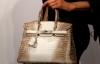 Túi xách Hermes Birkin nạm vàng kim cương có giá đắt nhất thế giới