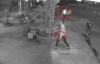 Video: Nhóm côn đồ truy sát chủ quán ăn
