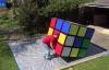 Đời sống - Video: Màn xoay Rubic nặng 100kg trong vòng 1 phút