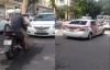 Những pha ép ôtô đi sai làn lùi hàng chục mét chỉ có ở Việt Nam
