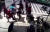 Xác minh clip 2 băng nhóm chém nhau trước tiệm xăm mình