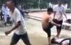 Video ba thanh niên đánh một nam sinh bất tỉnh như xã hội đen