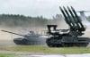 Hệ thống tên lửa phòng không Buk-M3 khai hỏa diệt mục tiêu