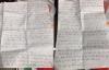 Bức thư tuyệt mệnh dài 3 trang của thạc sĩ du học Úc mất tích