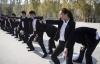 Vệ sỹ Trung Quốc thu nhập 3.000 USD dần bị mất việc