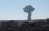 Video: Chiến đấu cơ Syria ném bom phá hủy đoàn xe phiến quân