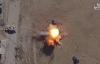 Video: Thiết giáp Iraq nổ tung vì trúng bom của phiến quân IS