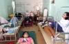 50 nữ công nhân may nhập viện sau bữa ăn trưa
