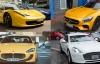 Những bộ sưu tập siêu xe