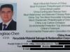 Danh thiếp dị thường của triệu phú Trung Quốc
