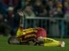 Iniesta dính chấn thương đầu gối